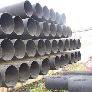 металлические трубы больших диаметров