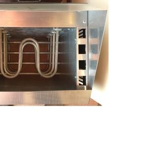Электрическая печь из нержавейки Тараз