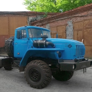 Продам Урал 4320-1951-40 шасси длиннобазовое сборки 2015