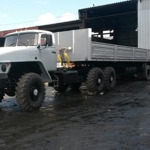 Продаю А/м Урал 44202 седельный тягач