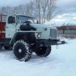 Продам Лесовоз Урал 43204 с площадкой