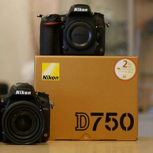 Brand New Warranty Nikon D750/D810