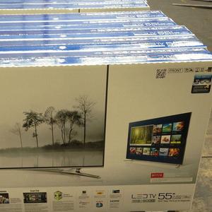 100%  warranty TV UE55F8000 TV 3D