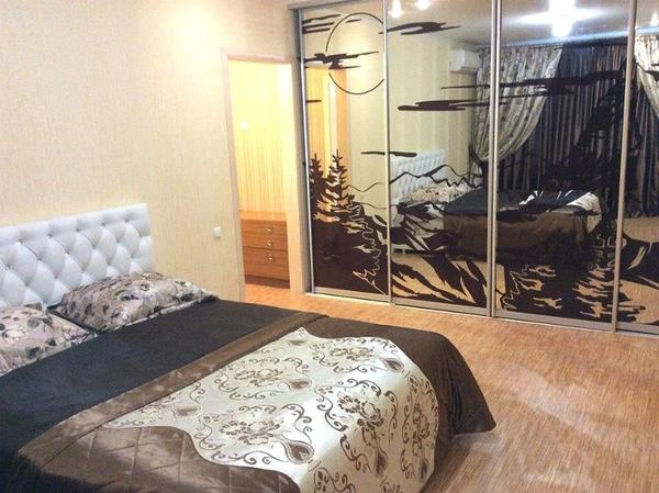1 комнатная посуточно Абая1 32 - Казыбек би 4