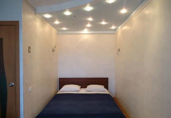 1-комнатная посуточно,  1 микрорайон 19 дом 3