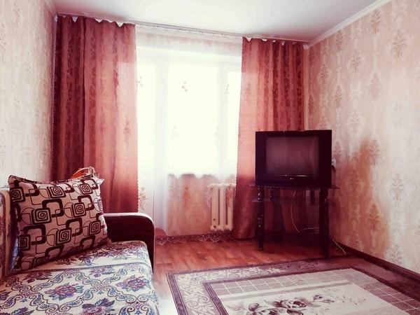 1 комнатная посуточно в 3 микрорайоне 5